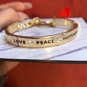 BCBG Gold color bracelet